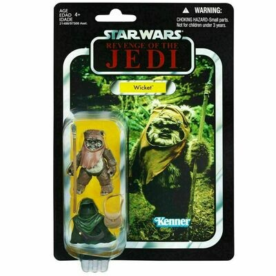 Star Wars - Vintage Collection - VC027 Wicket