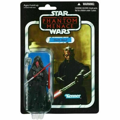 Star Wars - Vintage Collection - VC086 Darth Maul