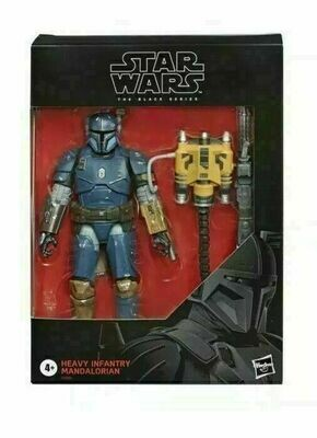 Star Wars - The Black Series 6'' - Heavy Infantry Mandalorian