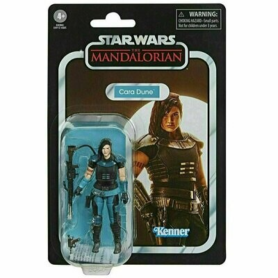 Star Wars - Vintage Collection - VC164 Cara Dune