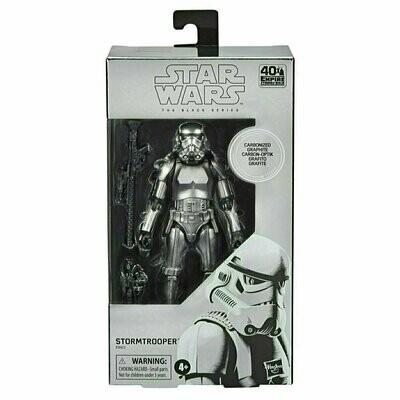 PREORDER 2020-11 Star Wars - The Black Series 6'' - Carbonized Stormtrooper