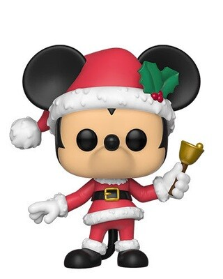 Pop ! Disney 612 - Holiday Mickey Mouse