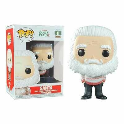 Pop ! Disney 610 - Santa Clause - Santa