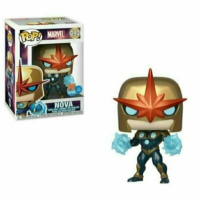 Pop ! Marvel 494 - Nova (PX Exclusive limited edition)