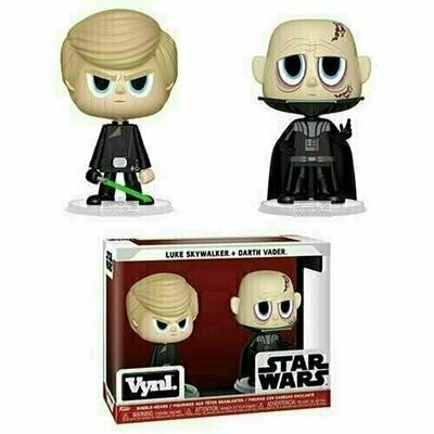 Funko VYNL - Star Wars - Darth Vader & Luke Skywalker