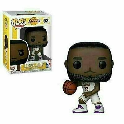 Pop ! Basketball 52 - LeBron James