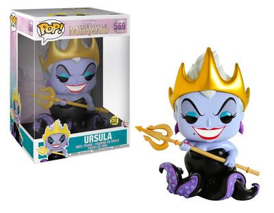 Pop ! Disney 569 - Little Mermaid - Ursula 10-Inch
