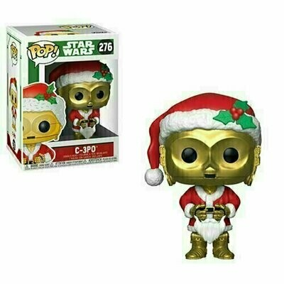 Pop ! Star Wars 276 - Holiday - C-3PO