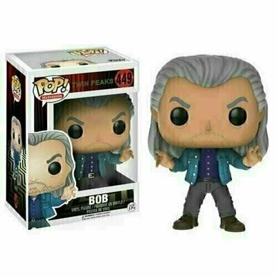 Pop ! Television 449 - Twin Peaks - Bob
