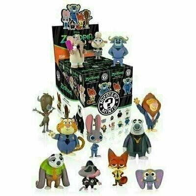 Funko - Mystery Minis - Five Nights at Freddy's (1 Randomly Picked)