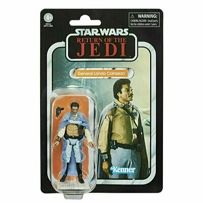 Star Wars - Vintage Collection - VC047 General Lando Calrissian