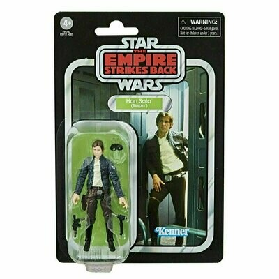 Star Wars - Vintage Collection - VC050 Han Solo (Bespin)