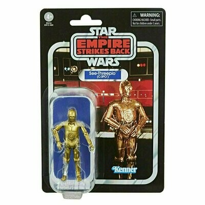 Star Wars - Vintage Collection - VC006 See-Threepio (C-3PO)
