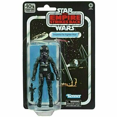 PREORDER 2020-10 Star Wars - 40th Anniversary 6-Inch Figure - Imperial Tie Fighter Pilot