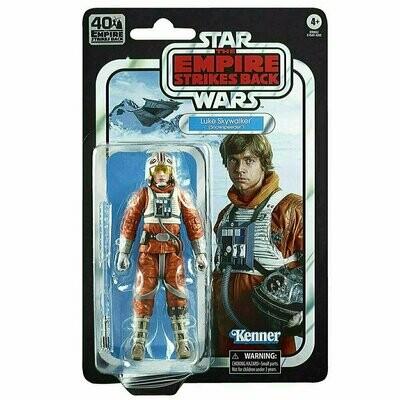 PREORDER 2020-10 Star Wars - 40th Anniversary 6-Inch Figure - Luke Skywalker (Snowspeeder)