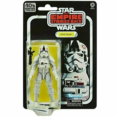PREORDER 2020-10 Star Wars - 40th Anniversary 6-Inch Figure - At-At Driver
