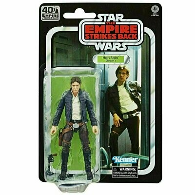 PREORDER 2020-10 Star Wars - 40th Anniversary 6-Inch Figure - Han Solo