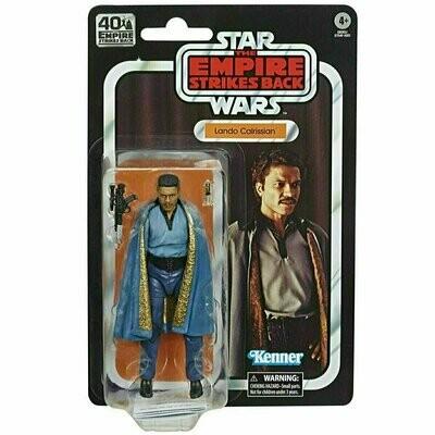 PREORDER 2020-10 Star Wars - 40th Anniversary 6-Inch Figure - Lando Calrisian