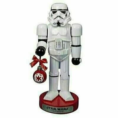 Star Wars - Stormtrooper 10-Inch Nutcracker