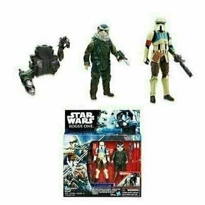 Star Wars - Rogue One - 2-Pack Shoretrooper & Bistan