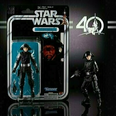 Star Wars - 40th Anniversary 6-Inch Figure - Episode 4 Death Squad Commander