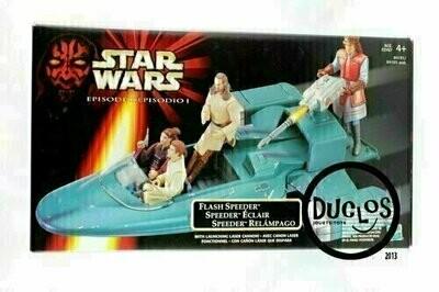 Star Wars - Episode 1 - Flash Speeder (CND Box)