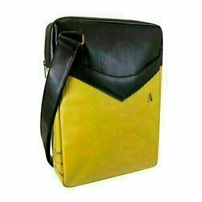 Star Trek - The Original Series Gold Uniform Messenger Bag