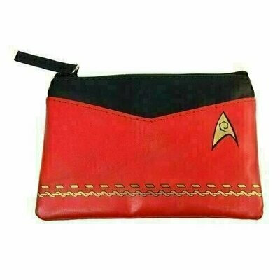 Star Trek - Original Series Red Uniform Coin Purse