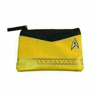 Star Trek - Original Series Gold Uniform Coin Purse