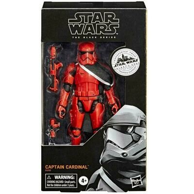 Star Wars - The Black Series 6'' - Captain Cardinal (Galaxy's Edge)