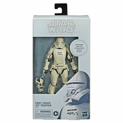 Star Wars - The Black Series 6'' #99 - First Order Jet Trooper Carbonized