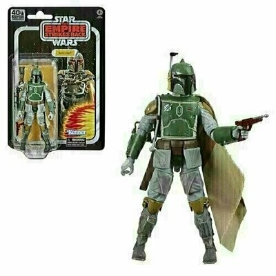 Star Wars - 40th Anniversary 6-Inch Figure - Boba Fett