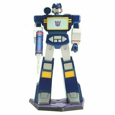 PREORDER 2021-01 Transformers Soundwave 9-Inch Statue (PCS Collectibles)