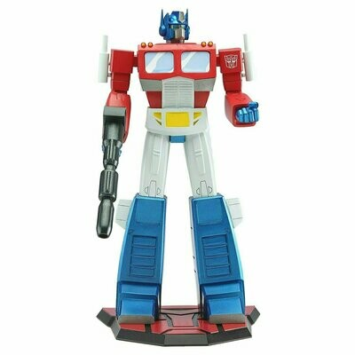 PREORDER 2021-01 Transformers Optimus Prime 9-Inch Statue (PCS Collectibles)