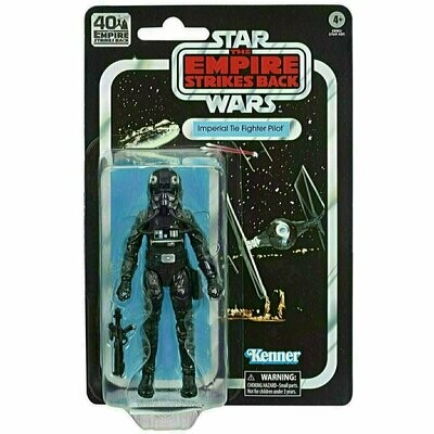 PREORDER 2020-12 Star Wars - 40th Anniversary 6-Inch Figure - Imperial Tie Fighter Pilot