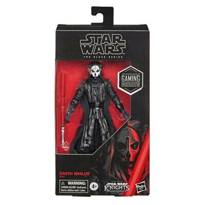Star Wars - The Black Series 6-Inch - Darth Nihilus (Exclusive)