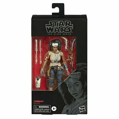 Star Wars - The Black Series 6-Inch #98 - Jannah