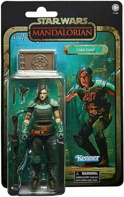 Star Wars - The Black Series 6-Inch Credit Collection - Cara Dune
