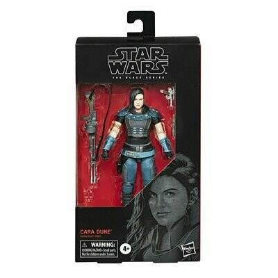 Star Wars - The Black Series 6-Inch W2 - Cara Dune