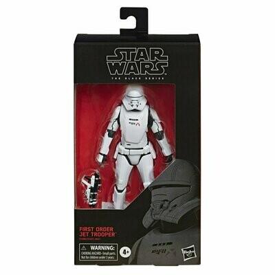 Star Wars - The Black Series 6-Inch #99 - First Order Jet Trooper