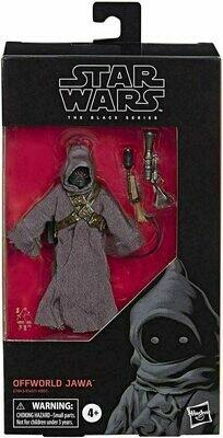 Star Wars - The Black Series 6'' - Offworld Jawa