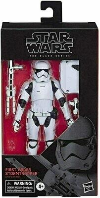 Star Wars - The Black Series 6'' - First Order Stormtrooper