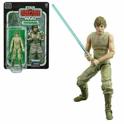 Star Wars - 40th Anniversary 6-Inch Figure - Luke Skywalker (Dagobah)