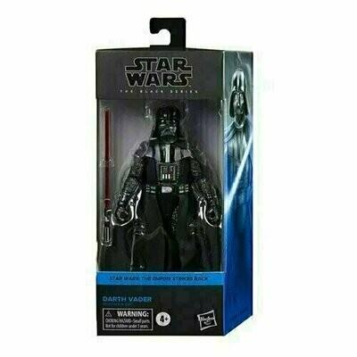 Star Wars - The Black Series 6-Inch - Darth Vader