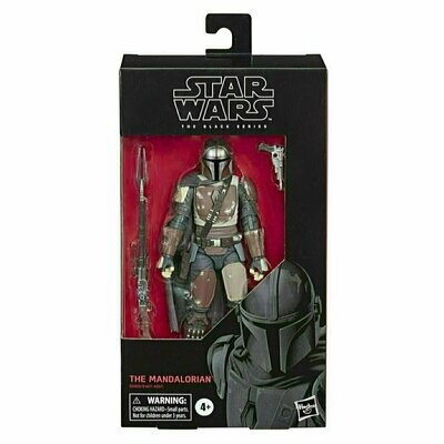 Star Wars – The Black Series 6-Inch #94 - The Mandalorian