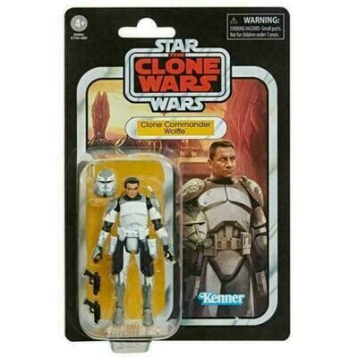 Star Wars - Vintage Collection - VC168 Clone Commander Wolffe