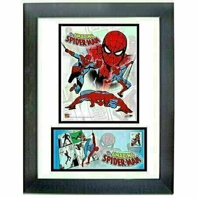 Marvel Event Cover - Framed - Spider-Man