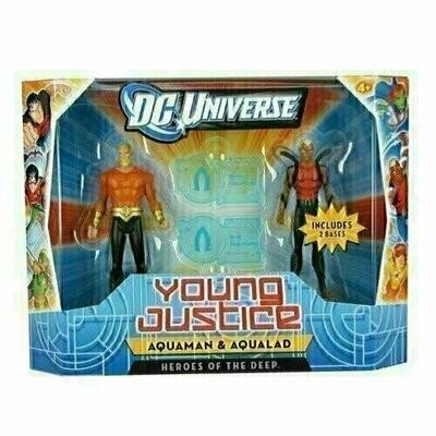 DC Universe - Young Justice - Aquaman & Aqualad