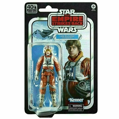 PREORDER 2020-12 Star Wars - 40th Anniversary 6-Inch Figure - Luke Skywalker (Snowspeeder)