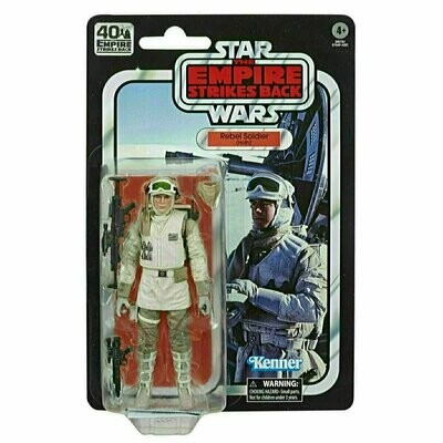 PREORDER 2020-12 Star Wars - 40th Anniversary 6-Inch Figure - Rebel Soldier (Hoth)